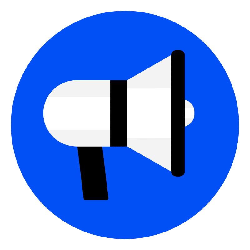 john mueller announcement icon