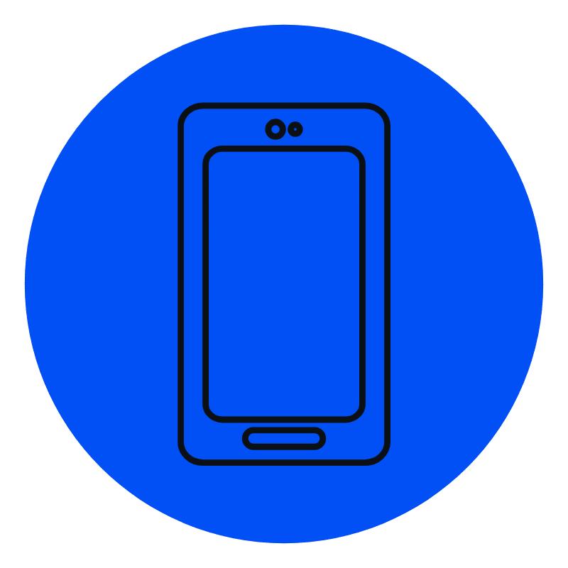 mobile responsiveness icon